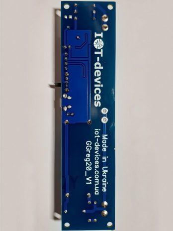 GGreg20_V1 Комплект 2 – реєстратор радіоактивних частинок з трубкою Гейгера СИ3-БГ і виходом на контролер