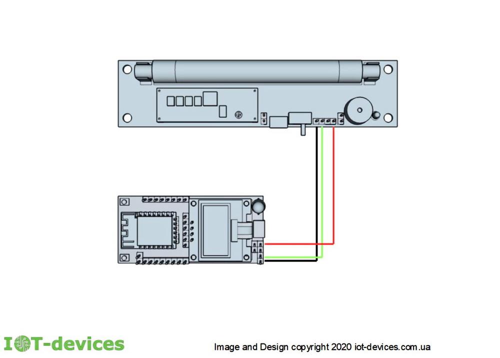 Дозиметр = GGreg20 + ESP12.OLED