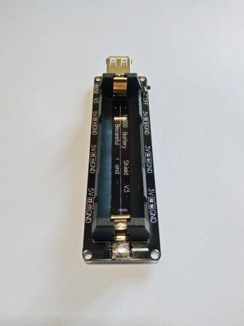 Модуль безперервного живлення на АКБ 18650