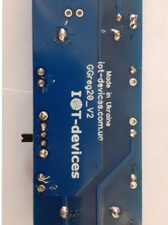 GGReg20_V2 – плата детектора радіоактивних частинок без трубки Гейгера з виходом на контролер (Geiger Counter Radiation Detector Diy Kit)
