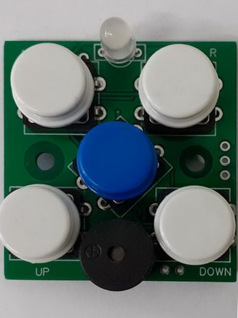 Модуль I2CUI3 інтерфейсів користувача